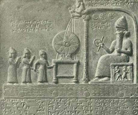 writings ancient chaldean astronomy saturn - photo #21